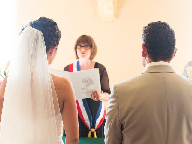 Le mariage de Eric et Delphine à Ordan-Larroque, Gers 6