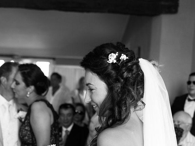 Le mariage de Eric et Delphine à Ordan-Larroque, Gers 13