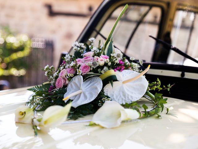 Le mariage de Eric et Delphine à Ordan-Larroque, Gers 16