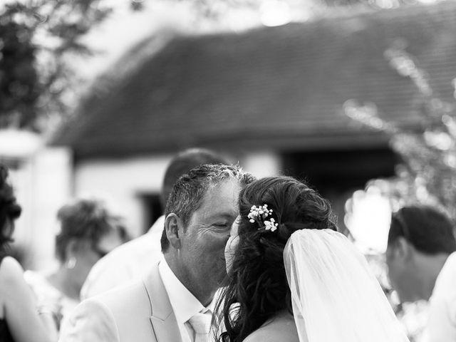 Le mariage de Eric et Delphine à Ordan-Larroque, Gers 22