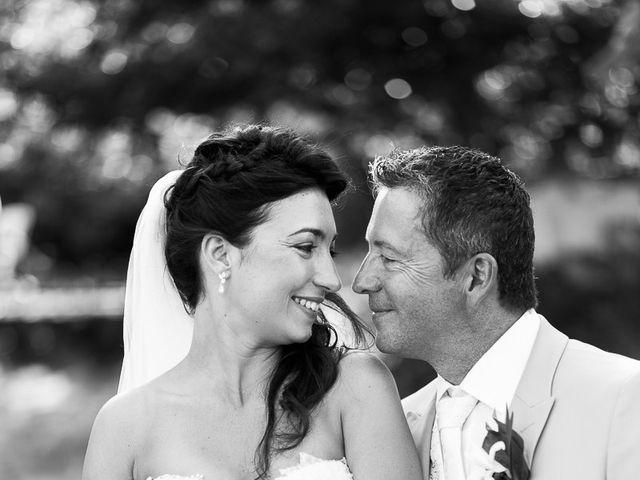 Le mariage de Eric et Delphine à Ordan-Larroque, Gers 25