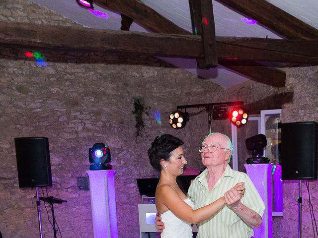 Le mariage de Eric et Delphine à Ordan-Larroque, Gers 38