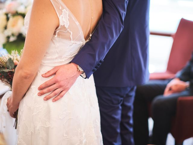Le mariage de Alexandre et Cindy à Saint-Raphaël, Var 11