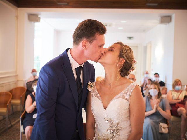 Le mariage de Alexandre et Cindy à Saint-Raphaël, Var 12
