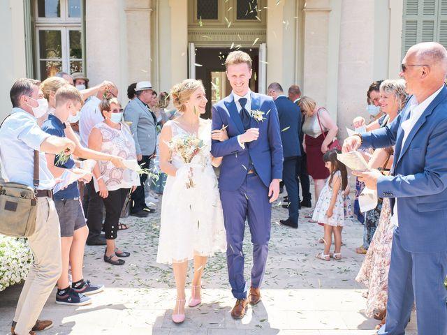 Le mariage de Alexandre et Cindy à Saint-Raphaël, Var 13