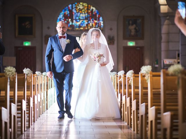 Le mariage de Alexandre et Cindy à Saint-Raphaël, Var 17