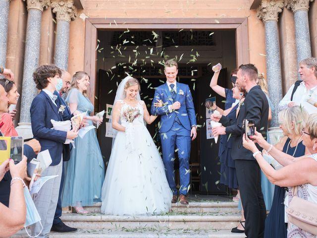Le mariage de Alexandre et Cindy à Saint-Raphaël, Var 20