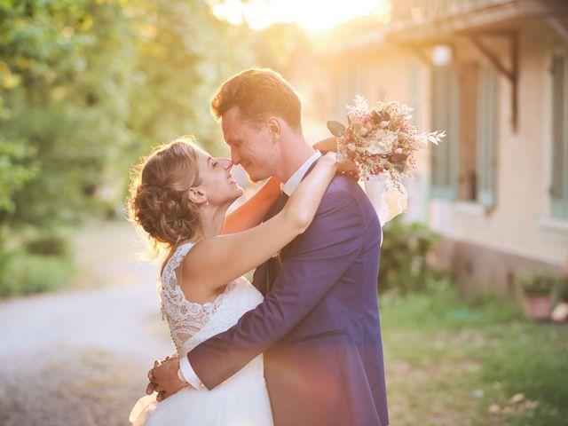 Le mariage de Cindy et Alexandre