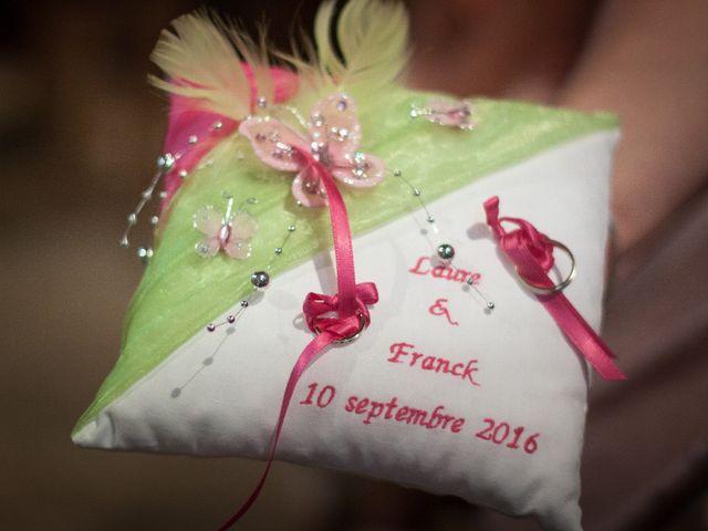 Le mariage de Franck et Laure à Grandrieu, Lozère 1