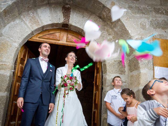 Le mariage de Franck et Laure à Grandrieu, Lozère 3