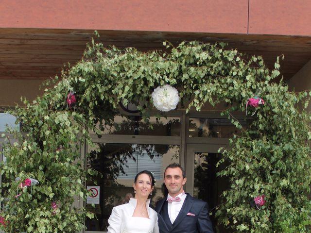 Le mariage de Franck et Laure à Grandrieu, Lozère 4