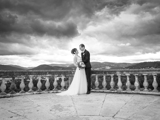 Le mariage de Loïc et Clothilde à Saint-Clair, Ardèche 1