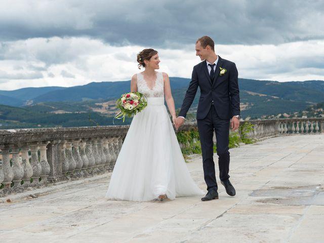 Le mariage de Loïc et Clothilde à Saint-Clair, Ardèche 2