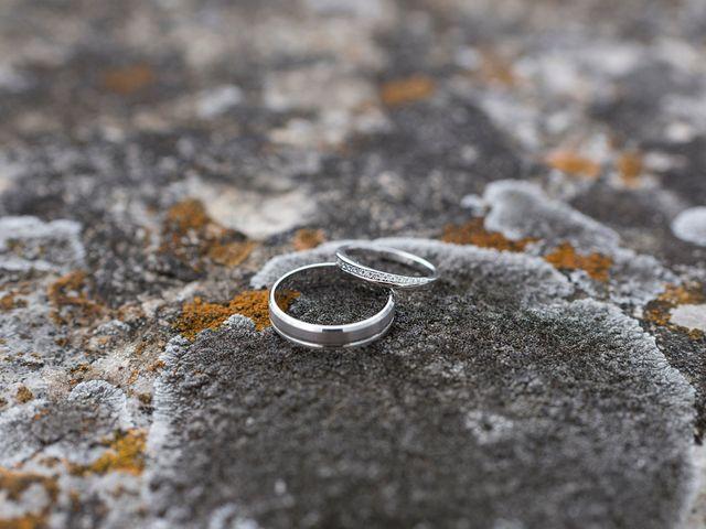 Le mariage de Loïc et Clothilde à Saint-Clair, Ardèche 13