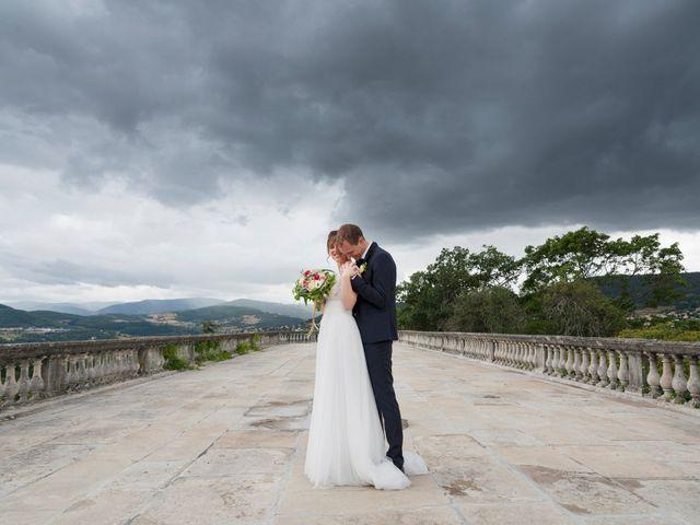 Le mariage de Loïc et Clothilde à Saint-Clair, Ardèche 14