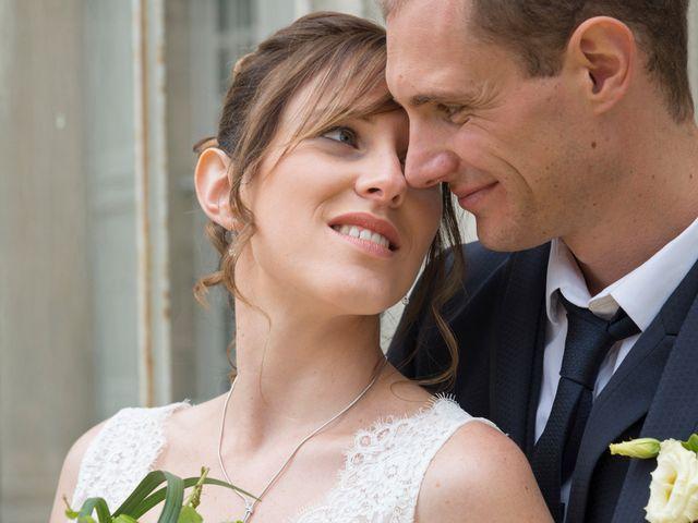 Le mariage de Loïc et Clothilde à Saint-Clair, Ardèche 19
