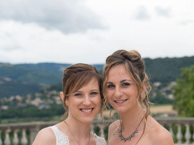 Le mariage de Loïc et Clothilde à Saint-Clair, Ardèche 24