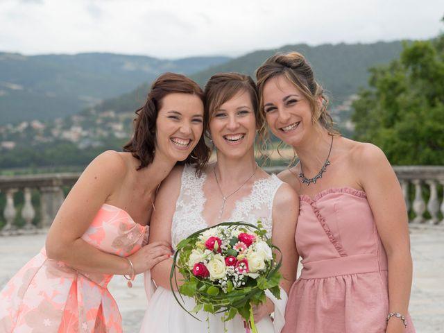 Le mariage de Loïc et Clothilde à Saint-Clair, Ardèche 25