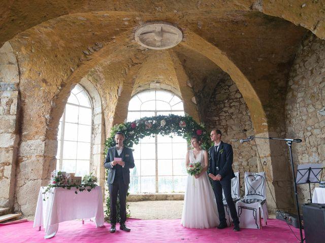 Le mariage de Loïc et Clothilde à Saint-Clair, Ardèche 27