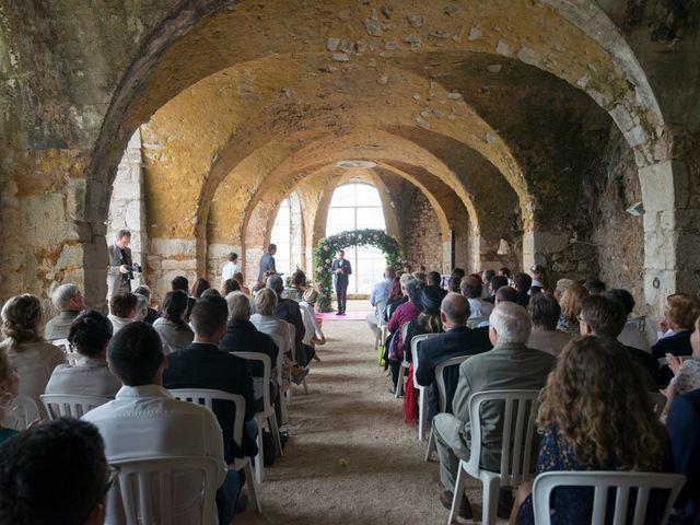 Le mariage de Loïc et Clothilde à Saint-Clair, Ardèche 28