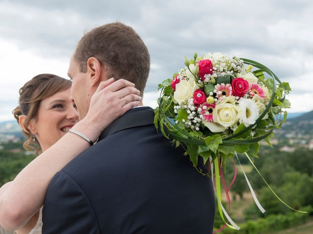 Le mariage de Loïc et Clothilde à Saint-Clair, Ardèche 35