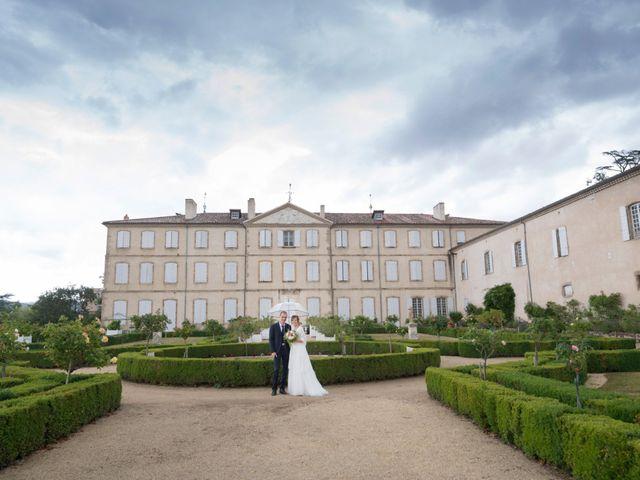 Le mariage de Loïc et Clothilde à Saint-Clair, Ardèche 38