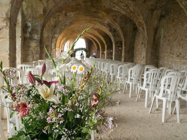Le mariage de Loïc et Clothilde à Saint-Clair, Ardèche 39