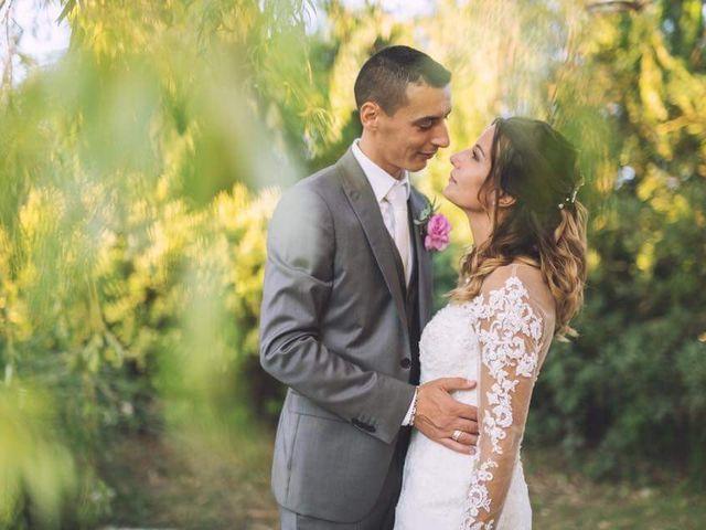 Le mariage de Vinciane et Mathieu