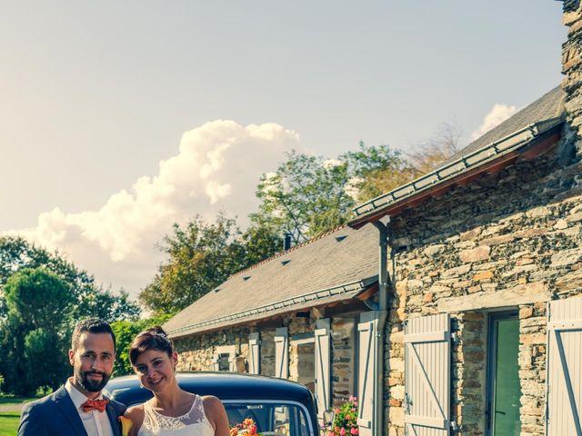 Le mariage de David et Amandine à La Chevallerais, Loire Atlantique 8