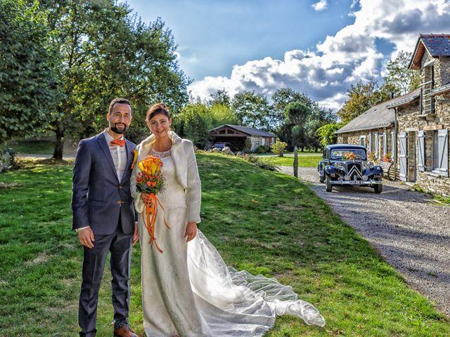 Le mariage de Amandine et David