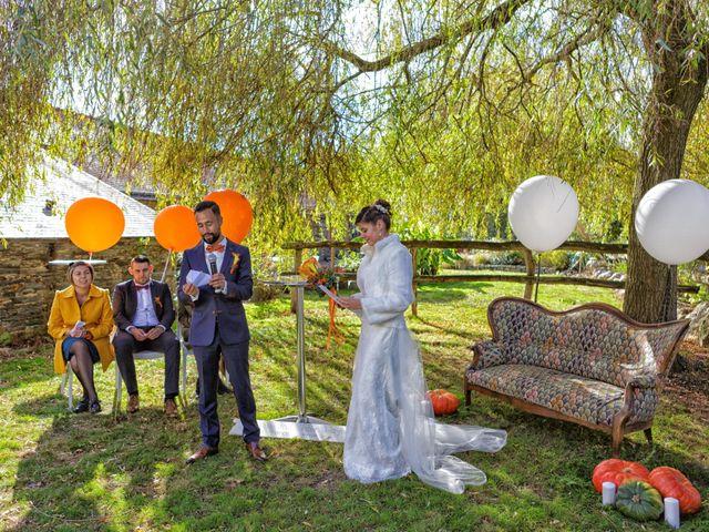Le mariage de David et Amandine à La Chevallerais, Loire Atlantique 12