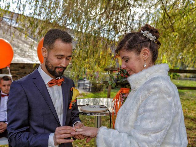 Le mariage de David et Amandine à La Chevallerais, Loire Atlantique 13