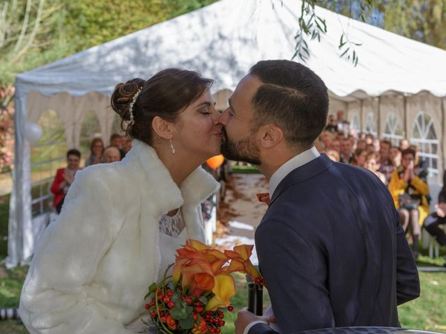 Le mariage de David et Amandine à La Chevallerais, Loire Atlantique 14