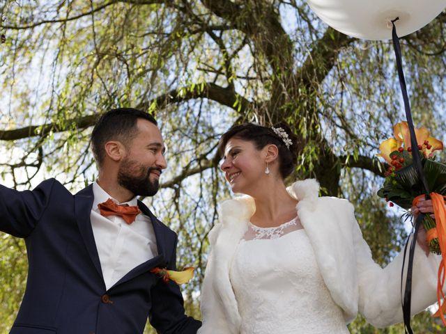 Le mariage de David et Amandine à La Chevallerais, Loire Atlantique 15