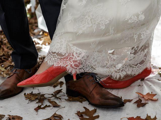 Le mariage de David et Amandine à La Chevallerais, Loire Atlantique 19