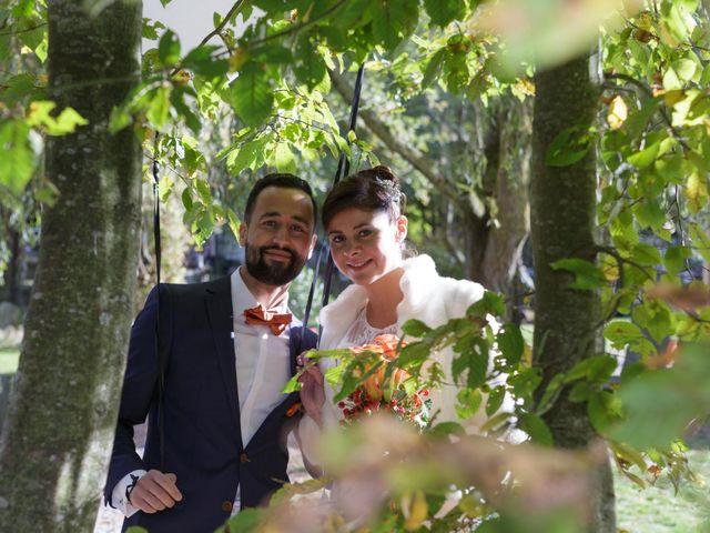 Le mariage de David et Amandine à La Chevallerais, Loire Atlantique 20