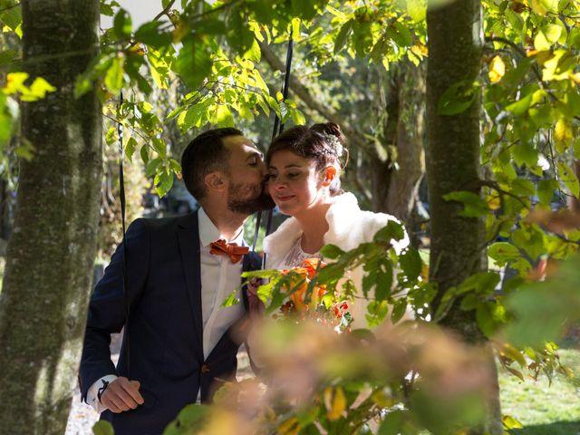Le mariage de David et Amandine à La Chevallerais, Loire Atlantique 21