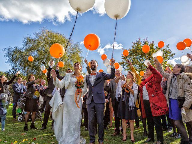 Le mariage de David et Amandine à La Chevallerais, Loire Atlantique 24