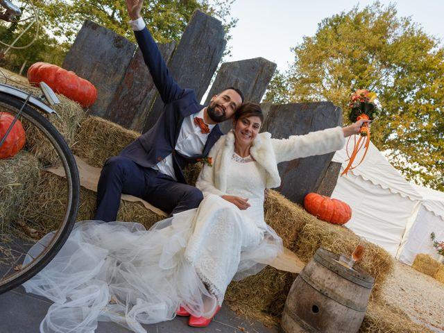 Le mariage de David et Amandine à La Chevallerais, Loire Atlantique 31