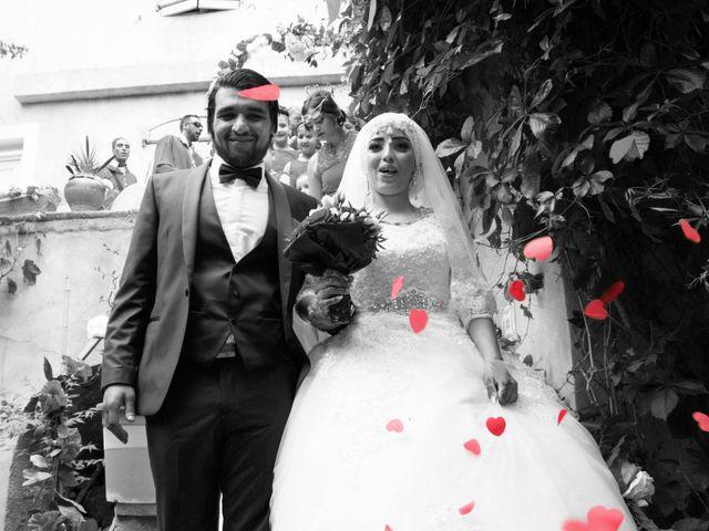 Le mariage de Sébastien et Habiba à Lédignan, Gard 5