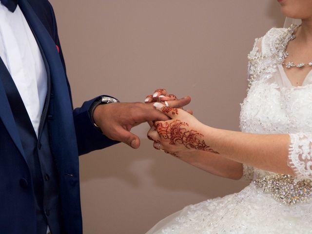 Le mariage de Sébastien et Habiba à Lédignan, Gard 7