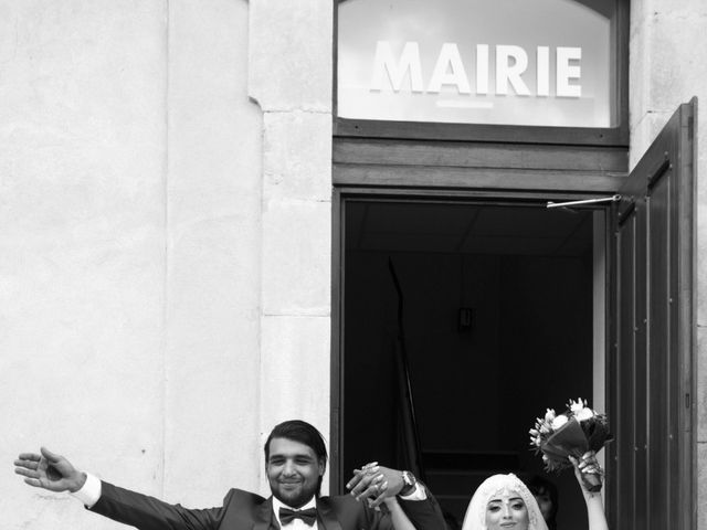 Le mariage de Sébastien et Habiba à Lédignan, Gard 8