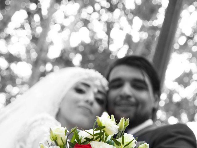 Le mariage de Sébastien et Habiba à Lédignan, Gard 9
