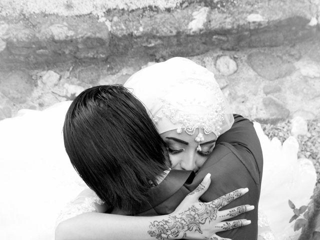 Le mariage de Sébastien et Habiba à Lédignan, Gard 11