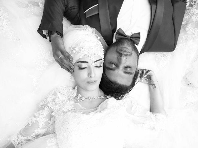 Le mariage de Sébastien et Habiba à Lédignan, Gard 12