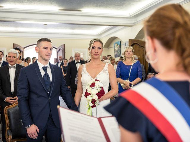 Le mariage de Yoann et Jessica à Le Rouret, Alpes-Maritimes 13