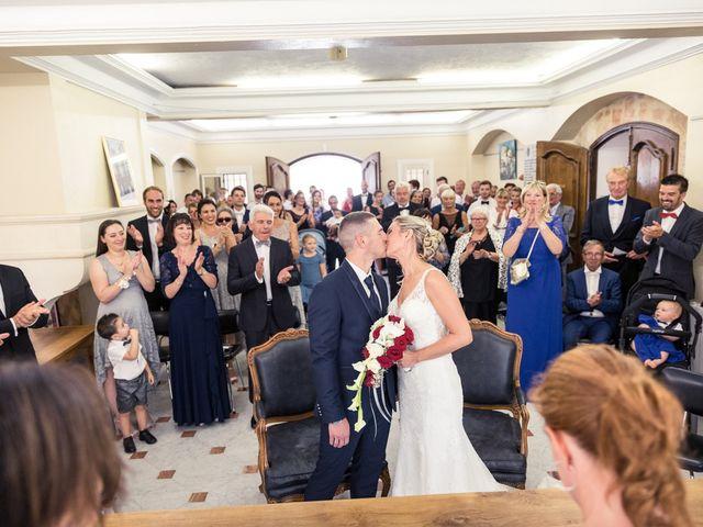 Le mariage de Yoann et Jessica à Le Rouret, Alpes-Maritimes 14