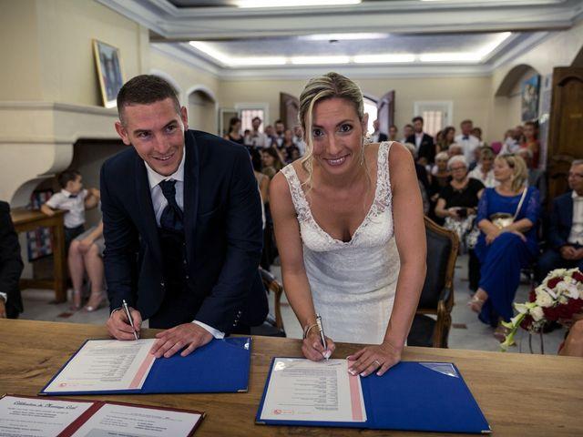 Le mariage de Yoann et Jessica à Le Rouret, Alpes-Maritimes 15