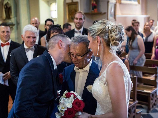 Le mariage de Yoann et Jessica à Le Rouret, Alpes-Maritimes 17