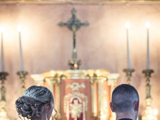 Le mariage de Yoann et Jessica à Le Rouret, Alpes-Maritimes 19